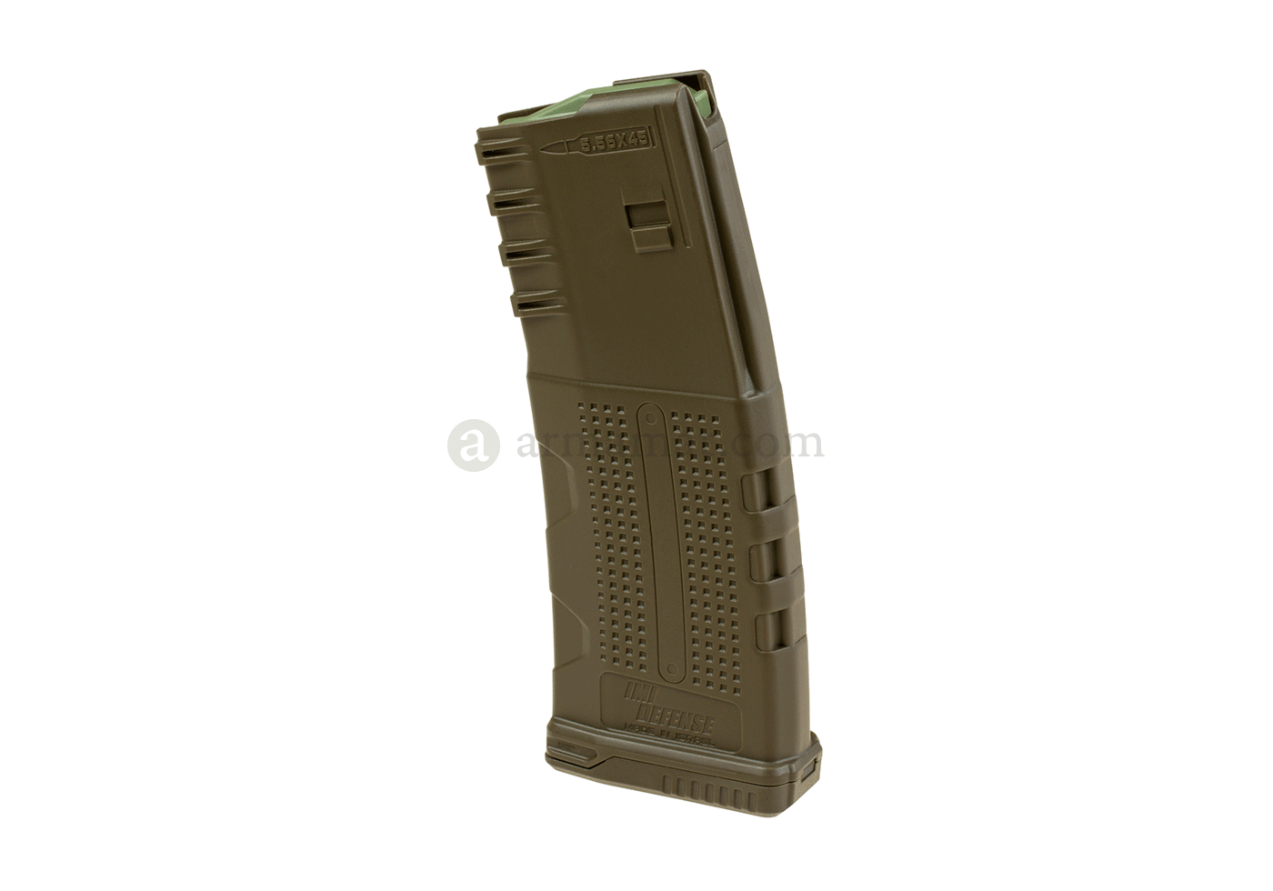 Zásobník IMI Defence AR15 Gen 2 Enhanced, OD, 30 ran