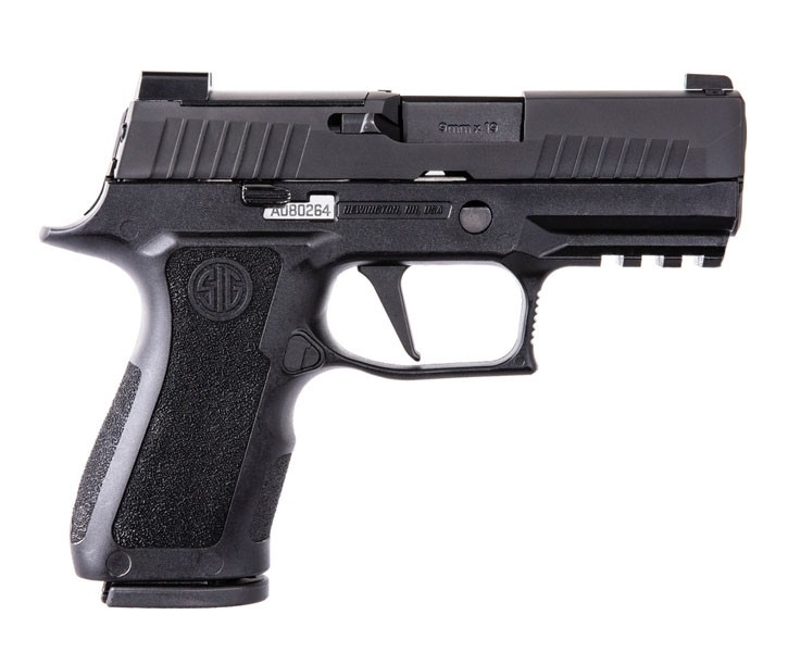 Sig Sauer P320 X-Carry, pistole samonabíjecí, 9 mm Luger