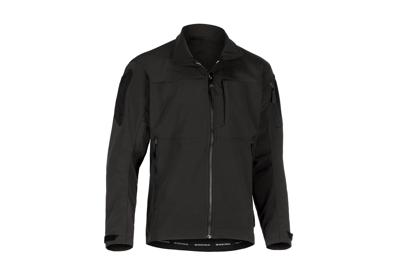 Clawgear RAPAX Softshell jacket, Black